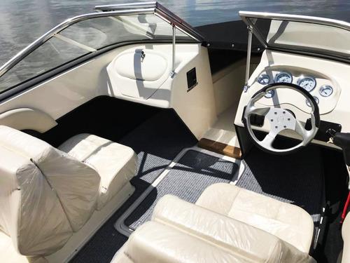 bermuda classic c/evinrude e-tec 115 hp. - 0km
