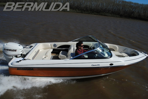 bermuda classic con new yamaha 115  tablero tactil