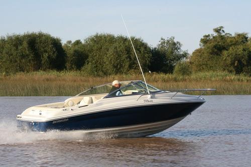bermuda cuddy 595 0 hs 2018 motor mercruiser 250 hp