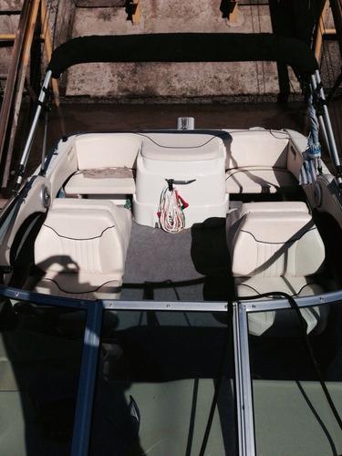 bermuda cuddy 595 con motor volvo y pata volvo con 60 horas