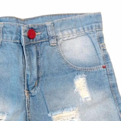 bermuda de jean para niño -maxi-