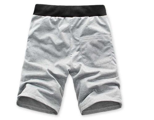 bermuda deportivo hombre de verano algodón rústico a18