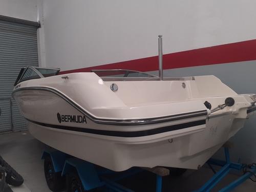 bermuda discovery con mercury 150  hp 4 t entrega inmediata
