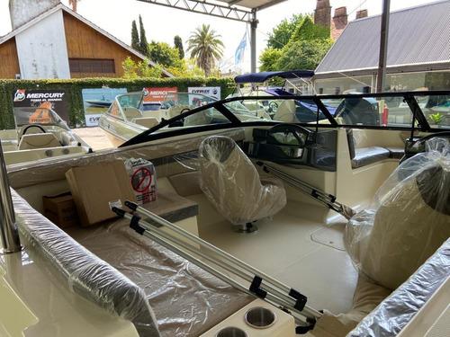bermuda discovery con mercury 150 hp 4 t  stock disponible