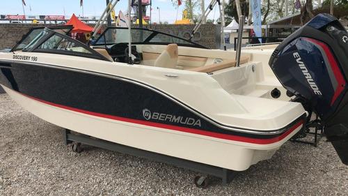 bermuda discovery con suzuki  150 hp 4 t  entrega inmediata
