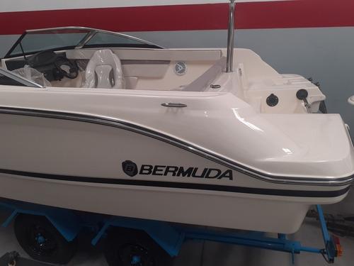 bermuda discovery con suzuki  175 hp 4 t  entrega inmediata