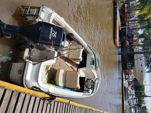 bermuda elynx con mercury elpto 75 hp open