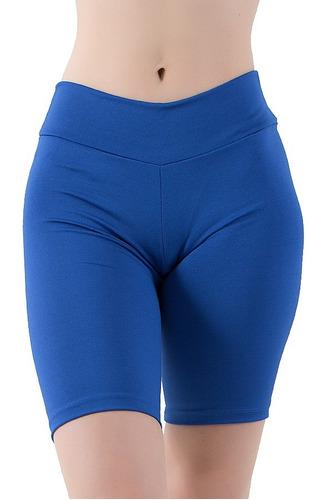 bermuda feminina suplex fitness | roupas de academia