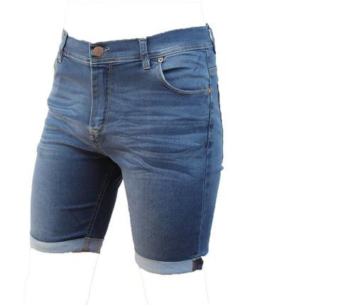 bermuda jean elastizada con rotura oferta!