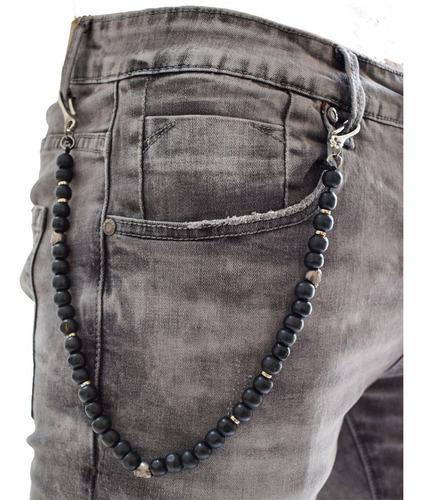 bermuda jean elastizada gris lavado