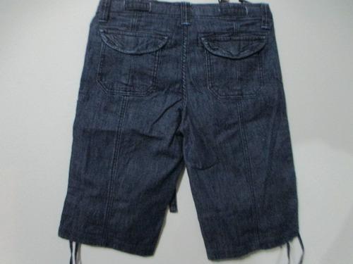 bermuda jeans 725 original  envio gratis acima de 40 s !!!