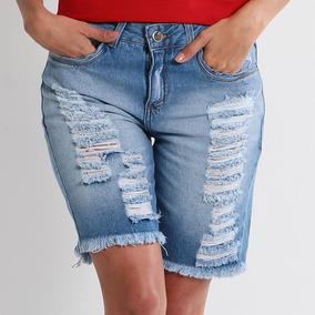 0b4a3eead662 Bermuda Masculina Jeans Max Denim - Calçados, Roupas e Bolsas com o  Melhores Preços no Mercado Livre Brasil