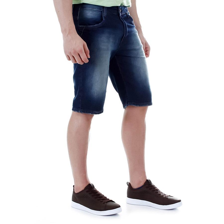 842e6f34e bermuda jeans dirty masculina max denim. Carregando zoom.