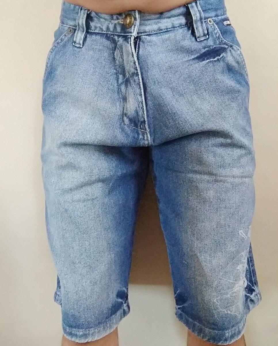 39124ca95 bermuda jeans masculina gangster promoção. Carregando zoom.