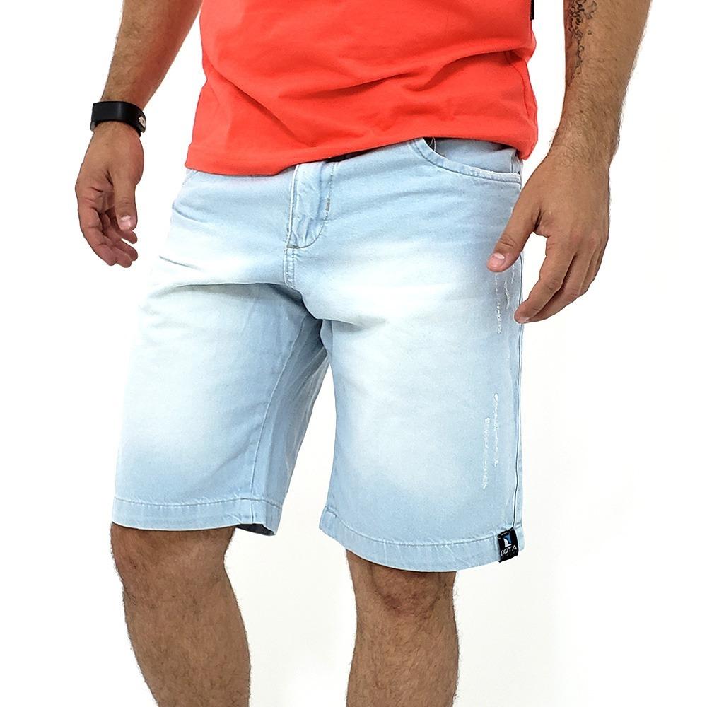 8e1ff83e9 bermuda jeans masculina tradicional - várias cores e modelos. Carregando  zoom.