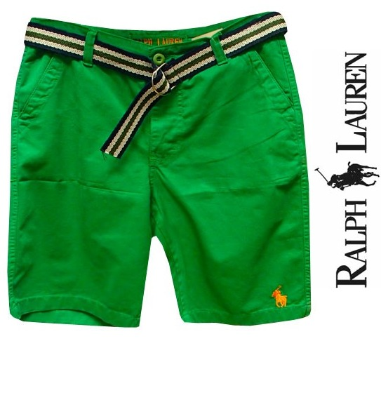Bermuda Jeans Sarja Ralph Lauren Rl1057 - Cores - R  99 a2ea7ef2d9946