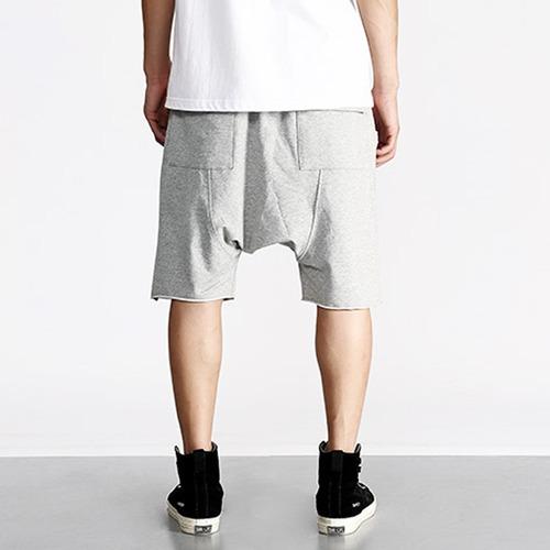 bermuda masculina de moletom saruel moda swag vcstilo