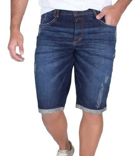bermuda masculina pit bull jeans tam 38 (liquidação) 27306