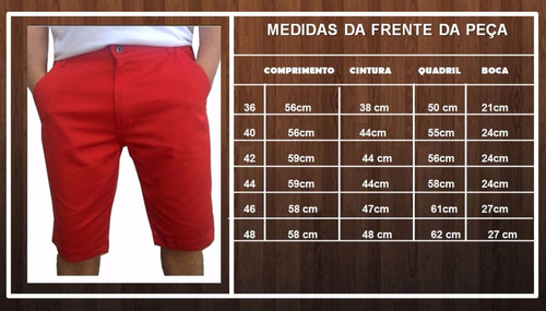 bermuda masculina short jeans sarja branca orginais
