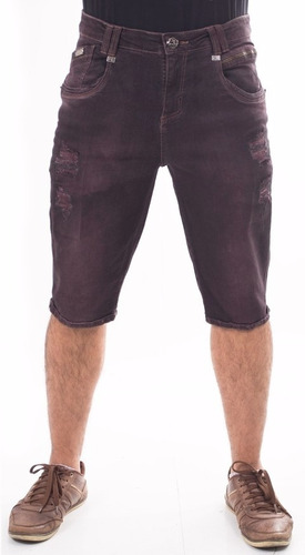 bermuda masculino pit bull jeans ref 23053
