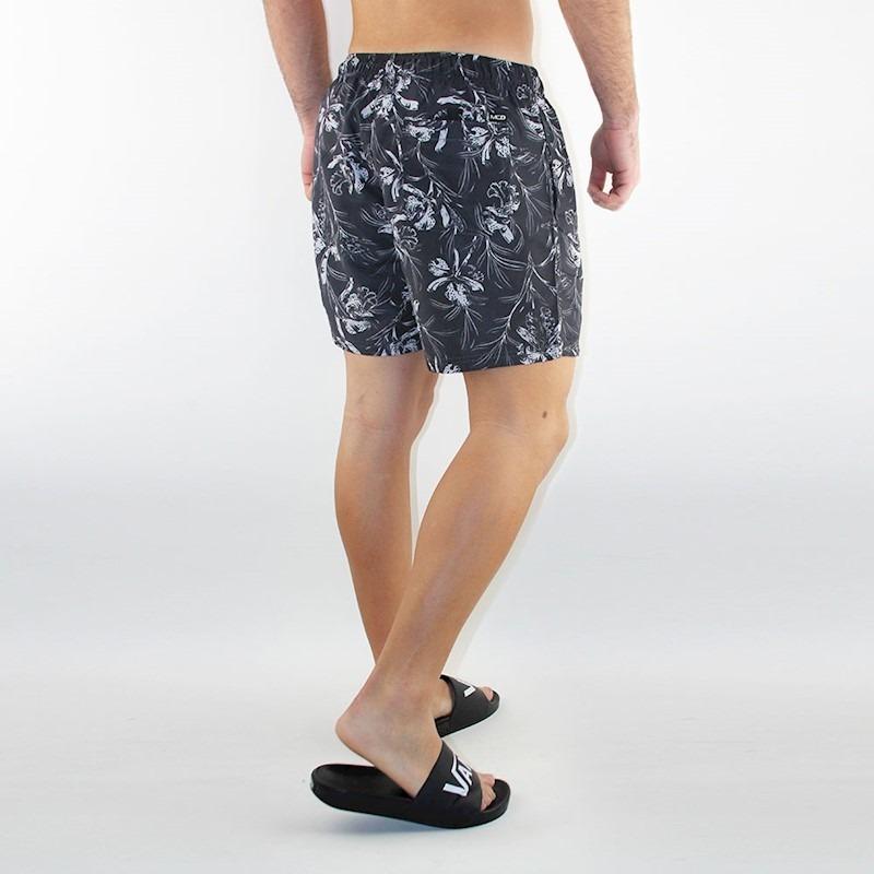bermuda mcd sport wild flowers elastico comfort fit. Carregando zoom. 3a1fdfadc6e