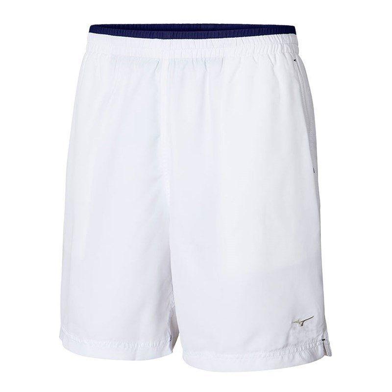 bermuda mizuno tennis master masculina branca. Carregando zoom. d15e9728b83f3