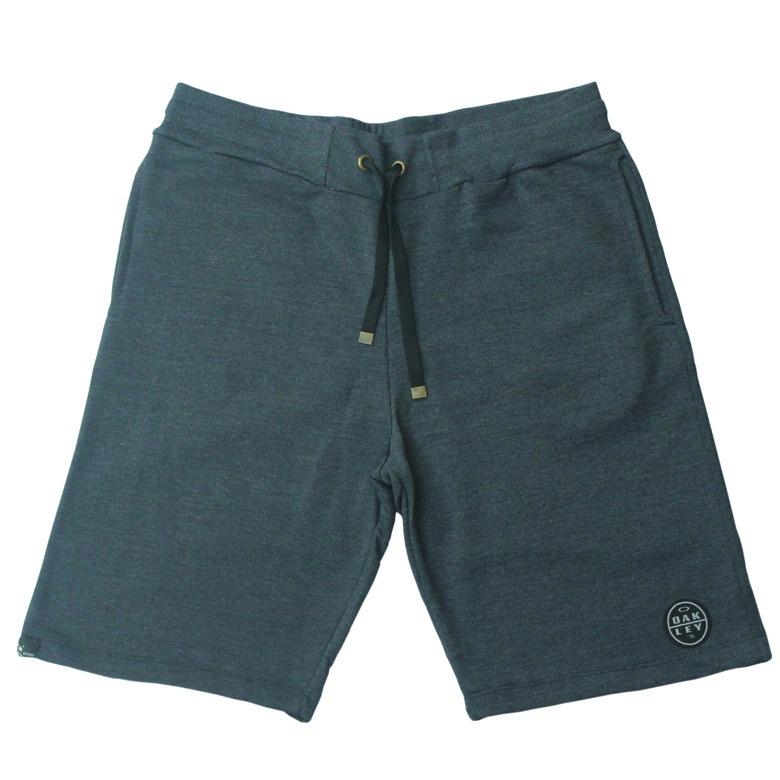 Bermuda Moletom Oakley Masculino Shorts Moletinho - R  55 0fa18aa3d39