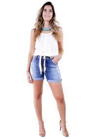 ddca1f231 Bermudas Jeans Femininas em Indaiatuba no Mercado Livre Brasil