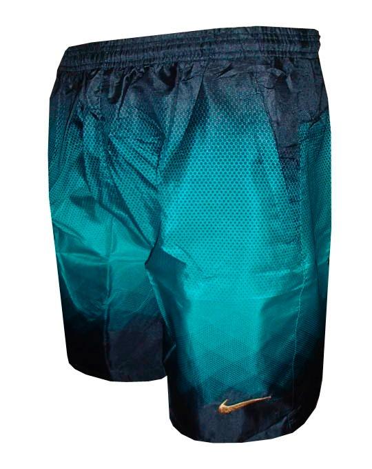 e091d28ac7 Bermuda Nike Branca Com Bolso Calçao Shorts Degrade - R  60