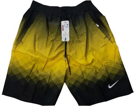 Bermuda Nike Poliéster Degradê - Bolso Com Zíper - R  74 01ac5d91e8ddb