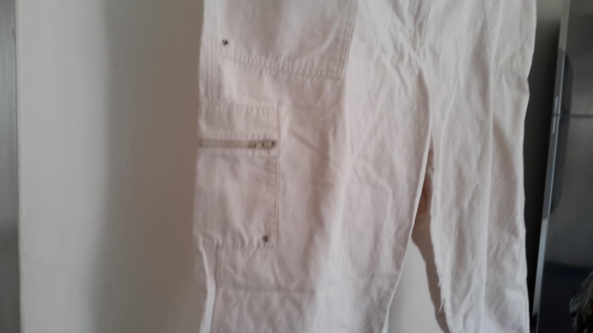 fbb72cde4903 Bermuda Pantalón Capri Algodón Mujer Talla Extra 20w Plus - $ 129.00