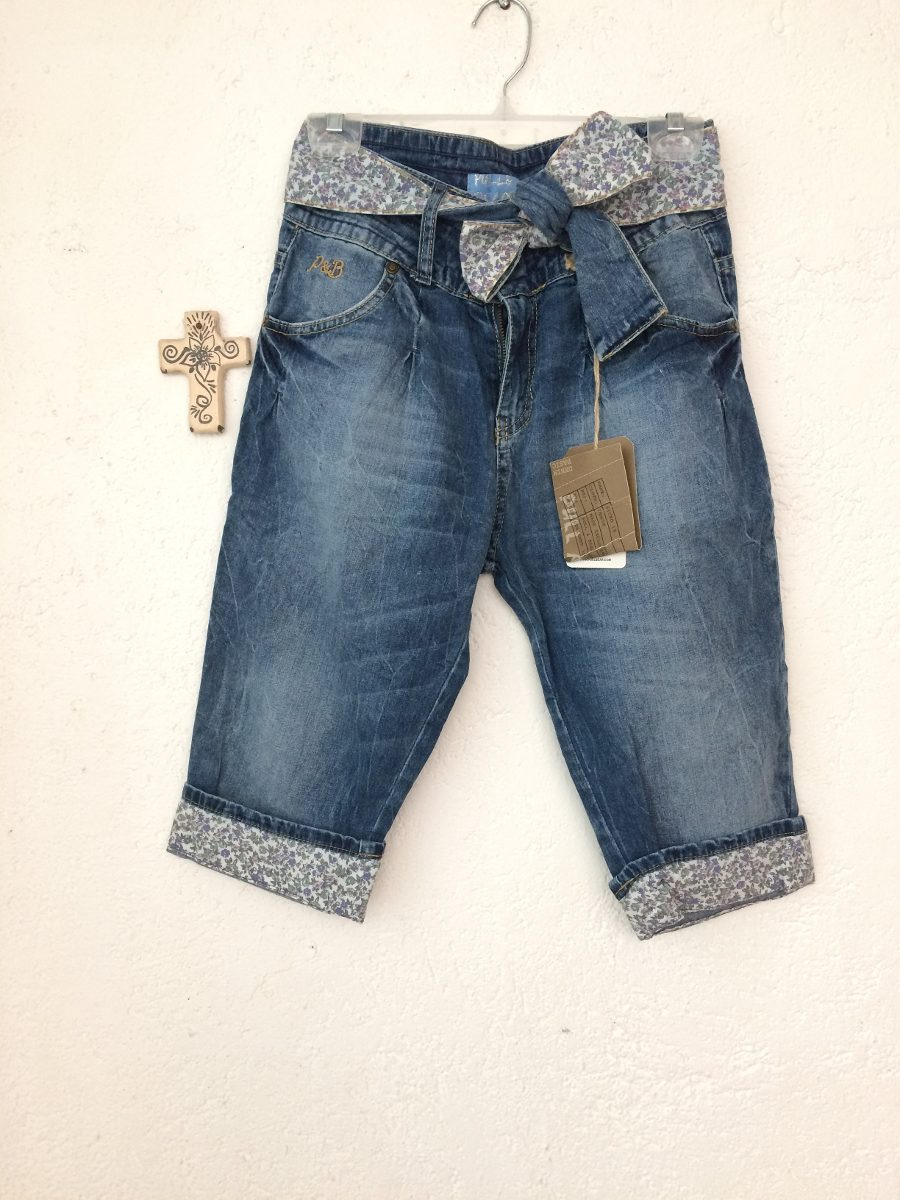 1756695db7 Bermuda Pull And Bear T24 O Ch - $ 200.00 en Mercado Libre