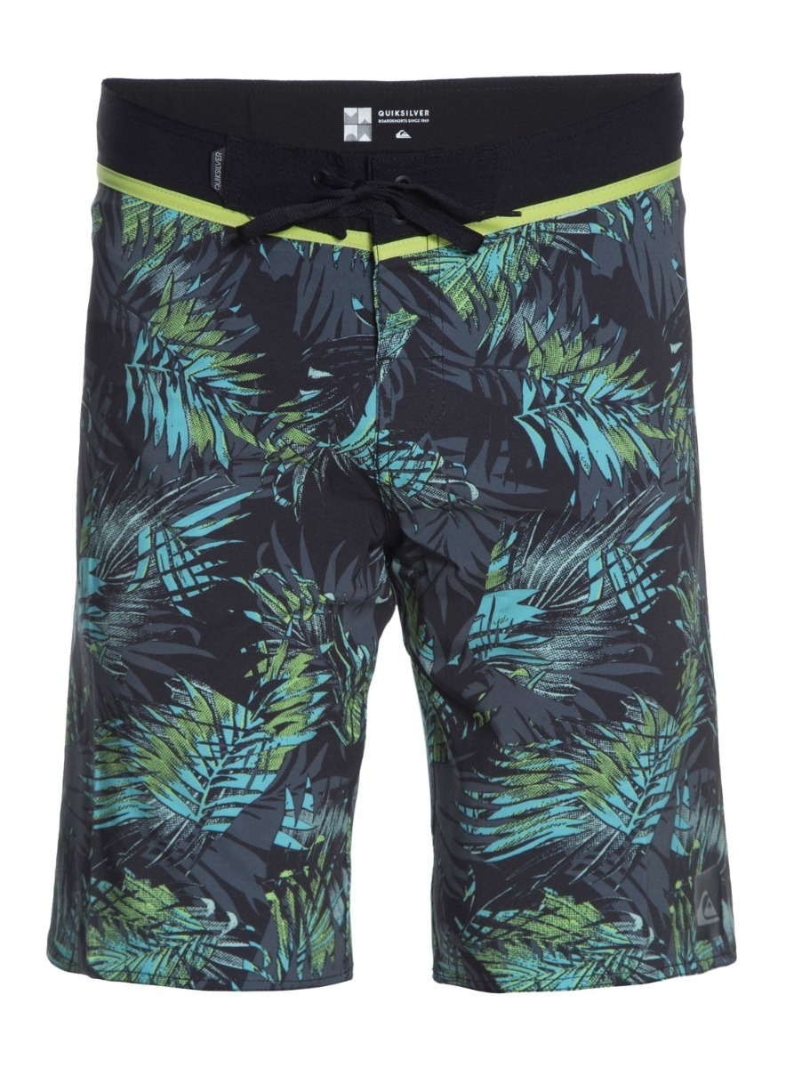 bermuda quiksilver boardshort floral everyday original surf. Carregando  zoom. 59a7c031dcc