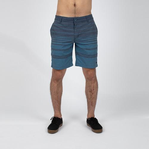 bermuda rashford - azul