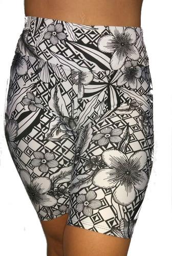 bermuda roupa  feminina legging kit c/5 oferta em  leg.