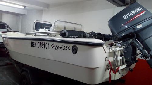 bermuda safari 550 equipo completo