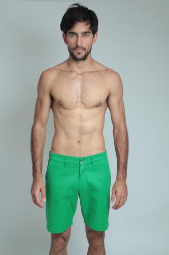 bermuda sarja verde