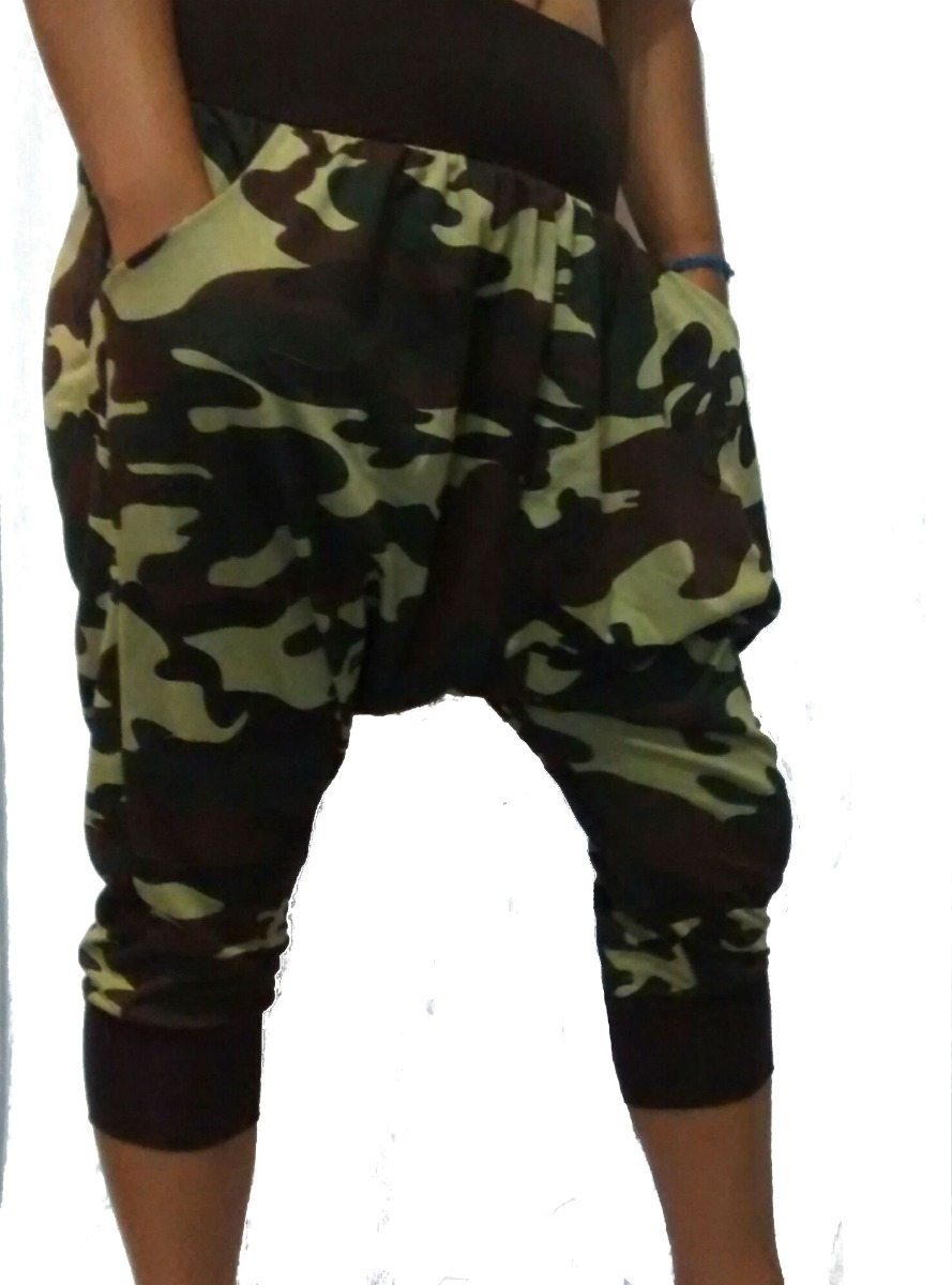 f8c242c27 Bermuda Saruél Masculina Camuflada. - R$ 40,00 em Mercado Livre