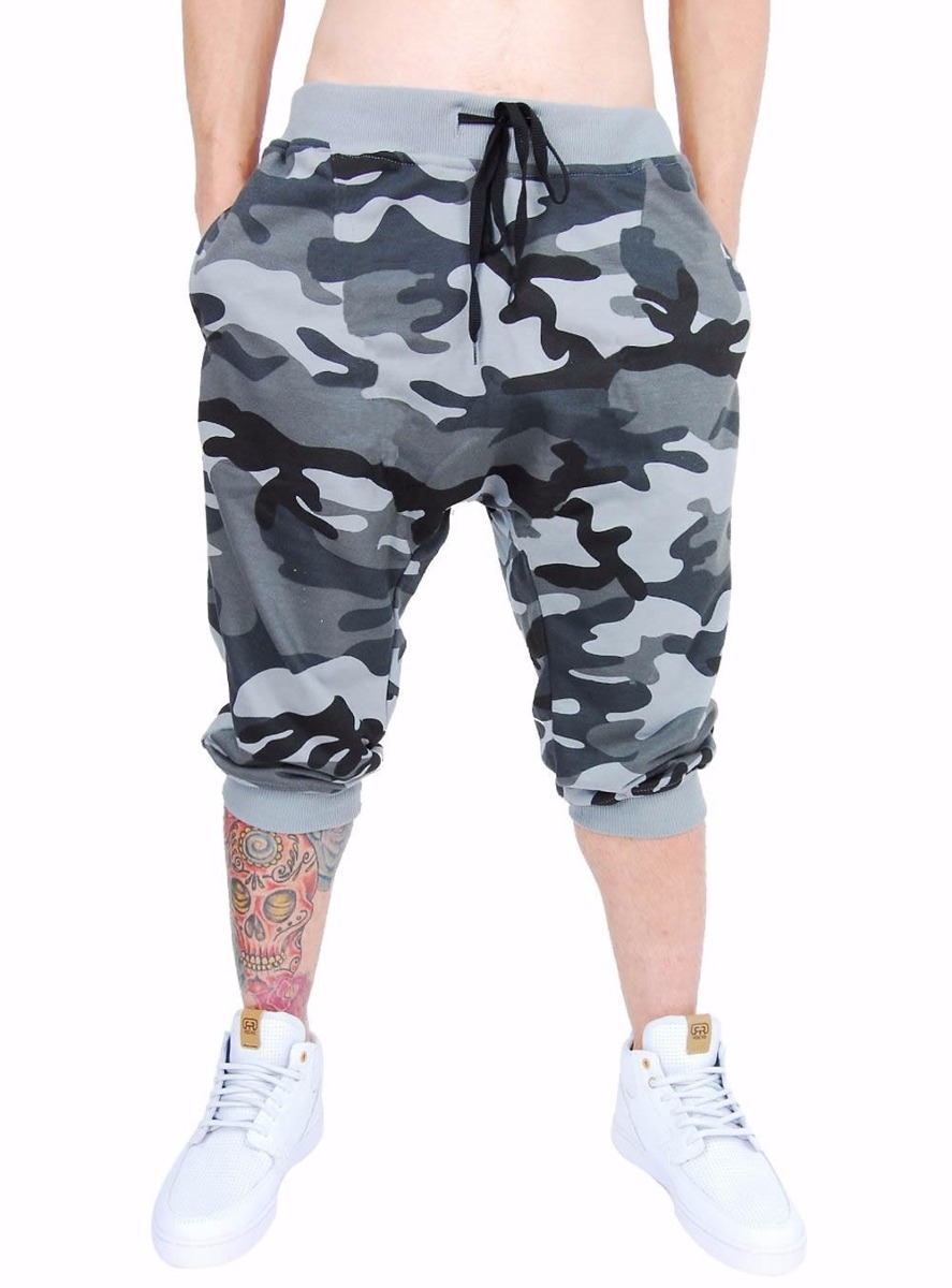 Bermuda saruel swag feminina hip hop a pronta entrega jpg 887x1200 Moletom  saruel feminina camuflada mercado f22062a35dd