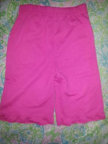bermuda short ropa niña