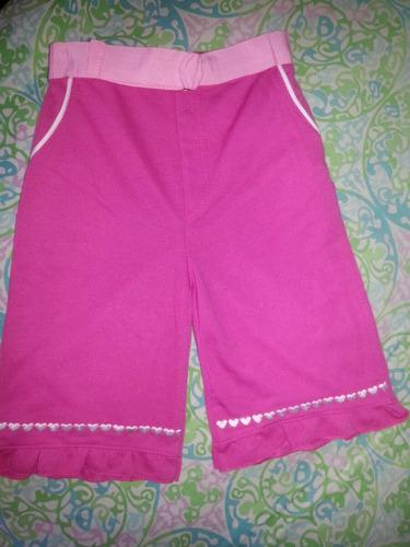 bermuda short  ropa niña talla 2 niño jesus navidad!