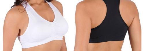 bermuda short saia estampada suplex fitness kit c/6 academia