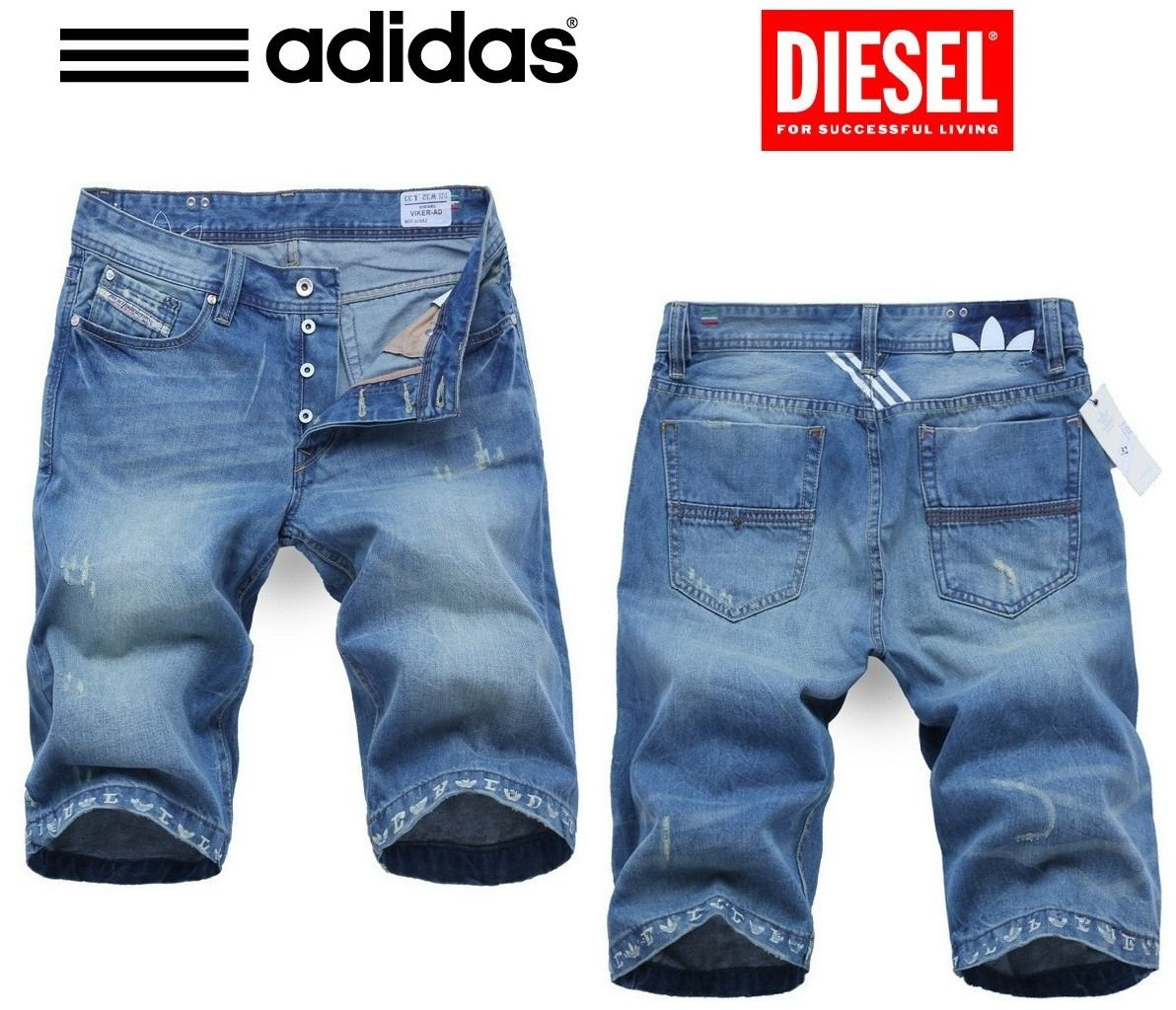 short jeans adidas