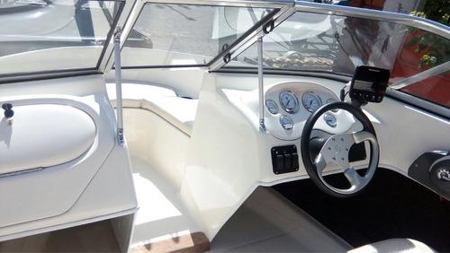 bermuda sport 180 c/evinrude 115 hp.- 0km