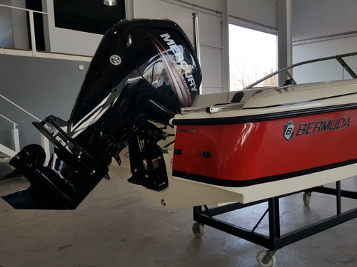 bermuda sport 180 motor mercuri 115hp 0km