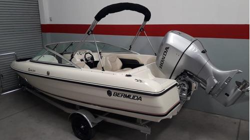bermuda  sport 200 con yamaha  150 hp 4 tiempos lujo total