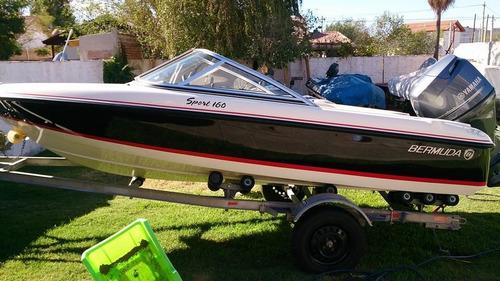 bermuda sport160 con yamaha  70 hp 4tiempos stock disponibl