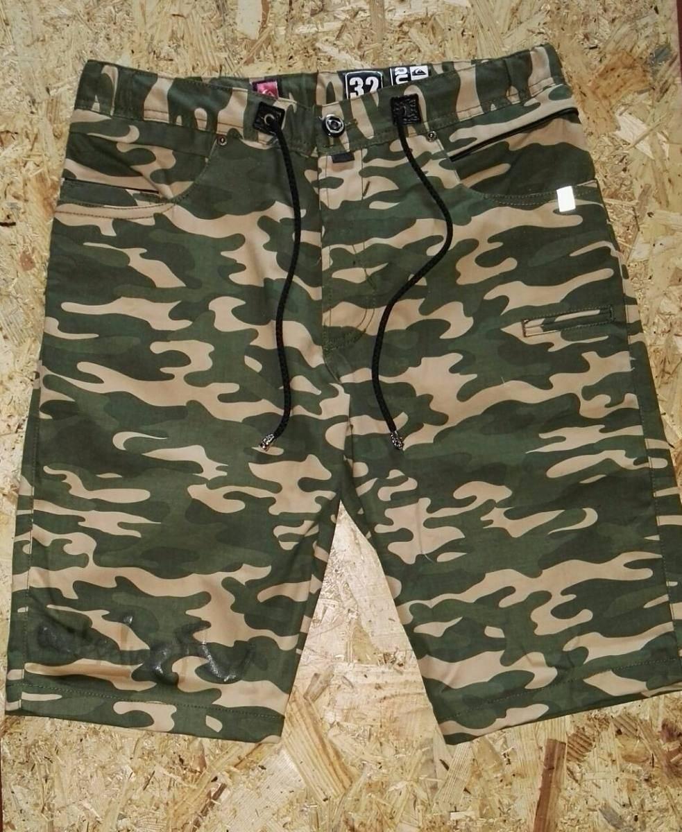 bermuda táctica pantalón corto camuflado short tipo combate. Cargando zoom. 1fde0ce5a094