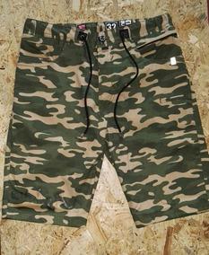Bermuda Pantalón Camuflado Short Corto Tipo Táctica Combate SzMGVqpLU