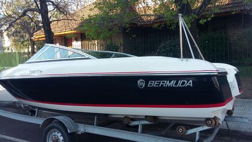 bermuda twenty con suzuky  200 hp 4 tiempos lujo total
